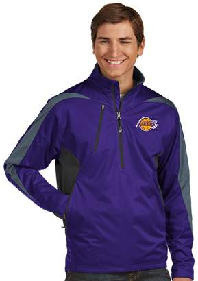 Antigua Men's Los Angeles Lakers Discover Pullover