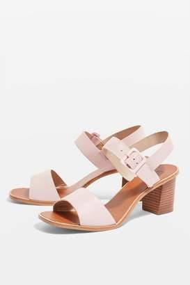 Topshop NANCY Two Part Sandals