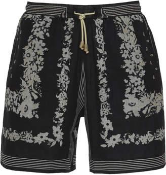 a5b95b22ae Nanushka Boxer Style Bandana Print Shorts