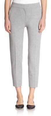 Max MaraPegno Cropped Jersey Pants