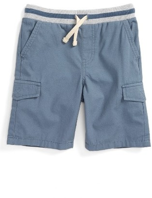 Toddler Boy's Tucker + Tate Ribbed Waist Utility Shorts $29 thestylecure.com