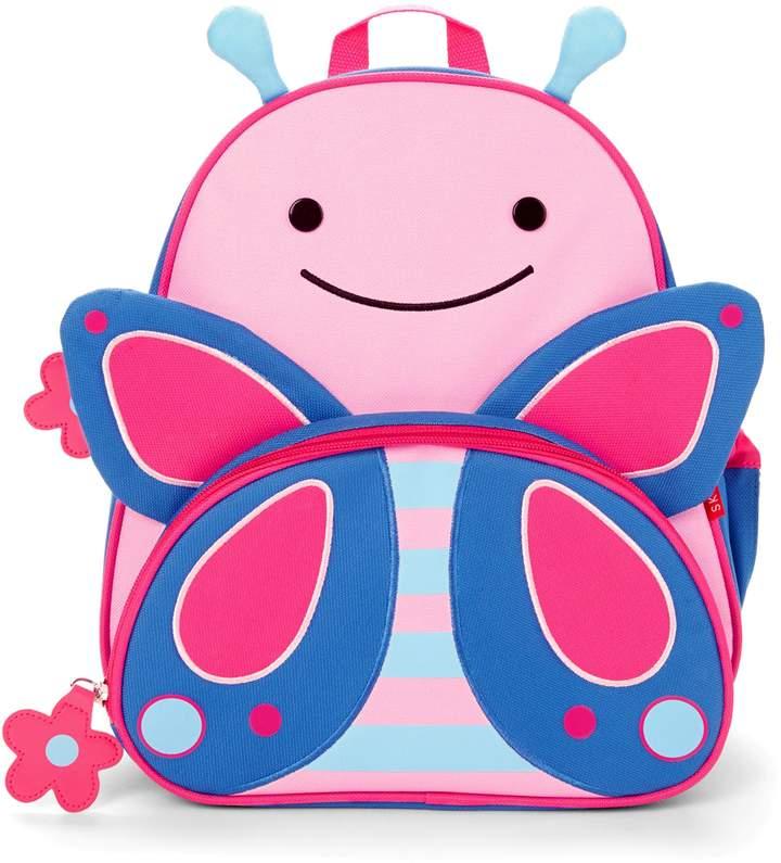 SKIP*HOP Zoo Pack Little Kid Backpack in Butterfly