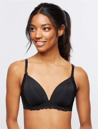 A Pea in the Pod Wireless Lace Trimmed Nursing Bra
