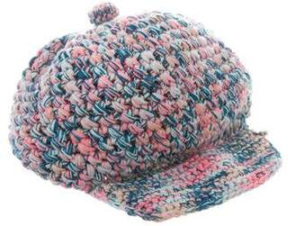 Missoni Wool Knitted Beanie e8f643bb5c1