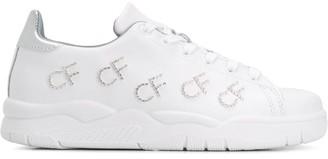 Chiara Ferragni diamante sneakers