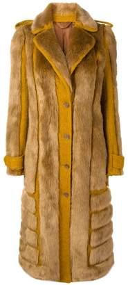 Acne Studios (アクネ ストゥディオズ) - Acne Studios faux fur coat