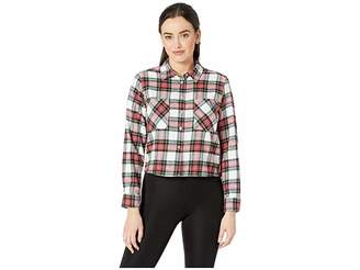 U.S. Polo Assn. Flannel Shirt Women's Clothing