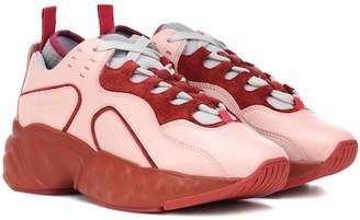 Acne Studios Manhattan leather sneakers