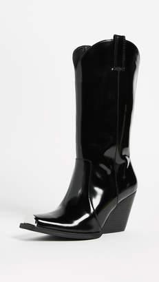 Jeffrey Campbell Overkill Western Boots