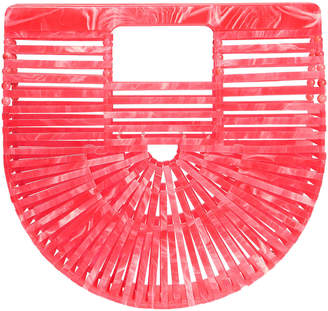 Cult Gaia Watermelon Ark Clutch