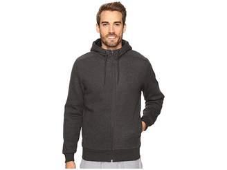 Puma P48 Core Sherpa Full Zip Hoodie Men's Sweatshirt