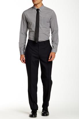 Louis Raphael Serge Modern Fit Wool Pant $200 thestylecure.com