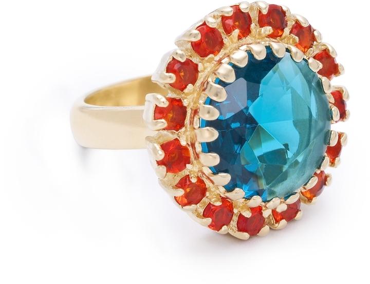 Petite Fleur Ring