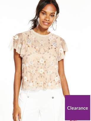 Very Premium All Over Beaded Top