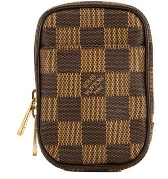 Louis Vuitton Damier Ebene Etui Okapi PM Pouch (4096018)