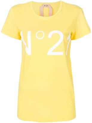 No.21 logo T-shirt