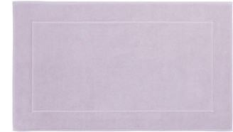 Aquanova - London Bath Mat - Lilac - 60x100cm