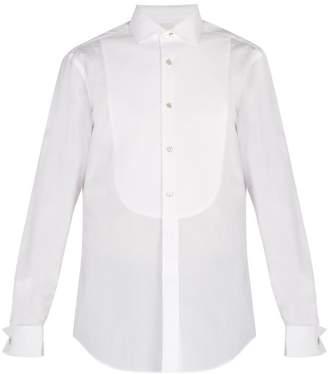 Paul Smith - Double Cuff Cotton Poplin Shirt - Mens - White