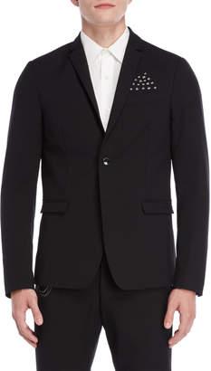 Patrizia Pepe Black Sport Coat