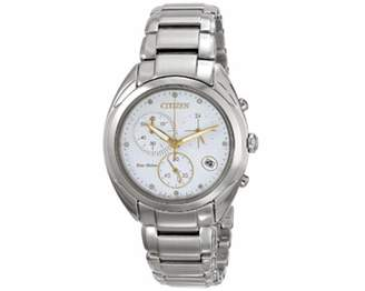 Citizen Eco-Drive Celestial Diamond Chronograph Ladies Watch FB1390-53A