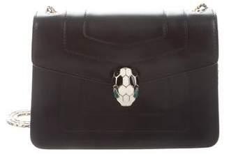 Bvlgari Mini Serpenti Flap Bag