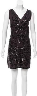 Calypso Sequin Mini Dress