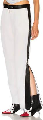 Marques Almeida Marques ' Almeida Side Stripe Trouser Pant