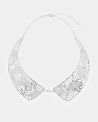 Ted Baker BASILIA Bumble bee lace collar necklace