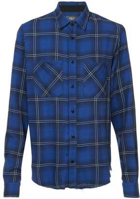 Amiri Core checked flanel shirt