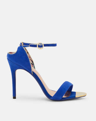 Ted Baker MIROBEL Cut-out back heeled sandals