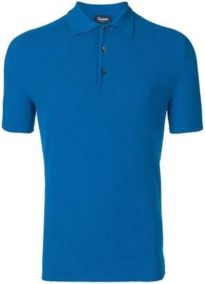 Drumohr slim-fit polo shirt