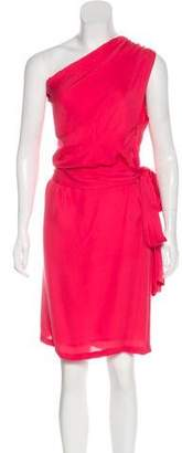 Gucci Sleeveless Silk Dress