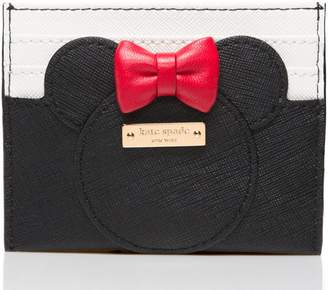 Kate Spade Minnie Mouse Minnie Card Holder Case, Multi