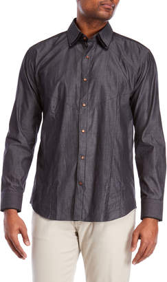 Bogosse Dries Grey Sport Shirt