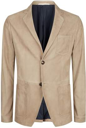 Pal Zileri Suede Jacket