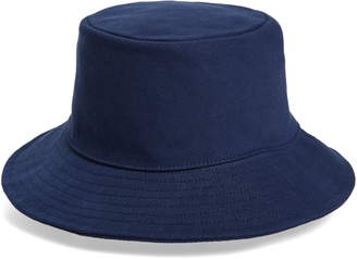 d3532cd5f35f3 Madewell Short Brimmed Canvas Bucket Hat