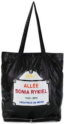 Sonia Rykiel round wallet expandable bag