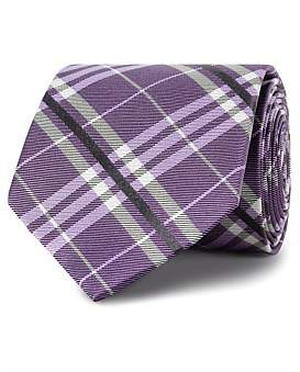 Van Heusen Plaid Check Tie
