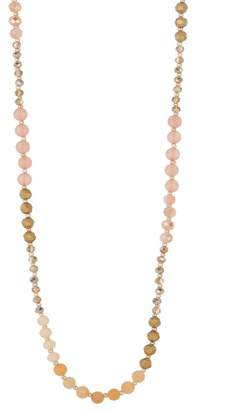 Melrose and Market Beaded Long Strand Necklace