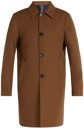 Privee SALLE Mathys cotton-blend raincoat