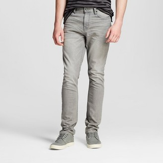 Mossimo Supply Co. Men's Slim Jeans Gray Wash - Mossimo Supply Co. $24.99 thestylecure.com
