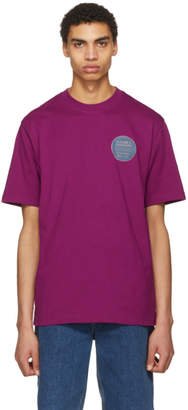 Thames Pink Infinity Plaque T-Shirt