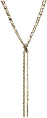 Nina Ricci Knotted Chain Necklace