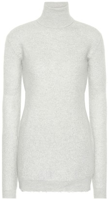 Unravel Cashmere turtleneck sweater