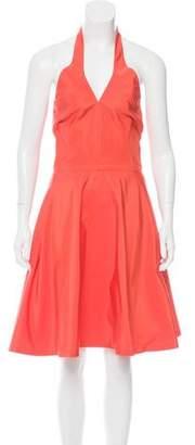 Ralph Lauren A-Line Halter Dress