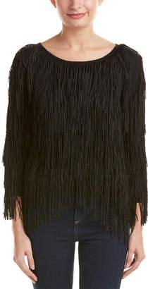 Ella Moss Fringe Pullover