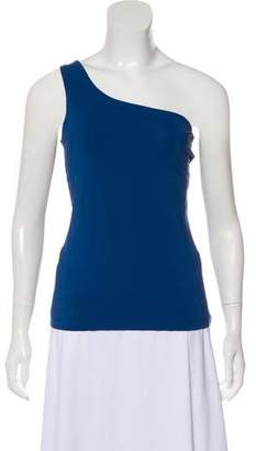 Outdoor Voices One-Shoulder Athletic Top