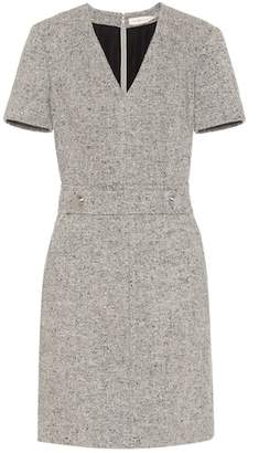 Tory Burch Priscilla linen-wool blend dress