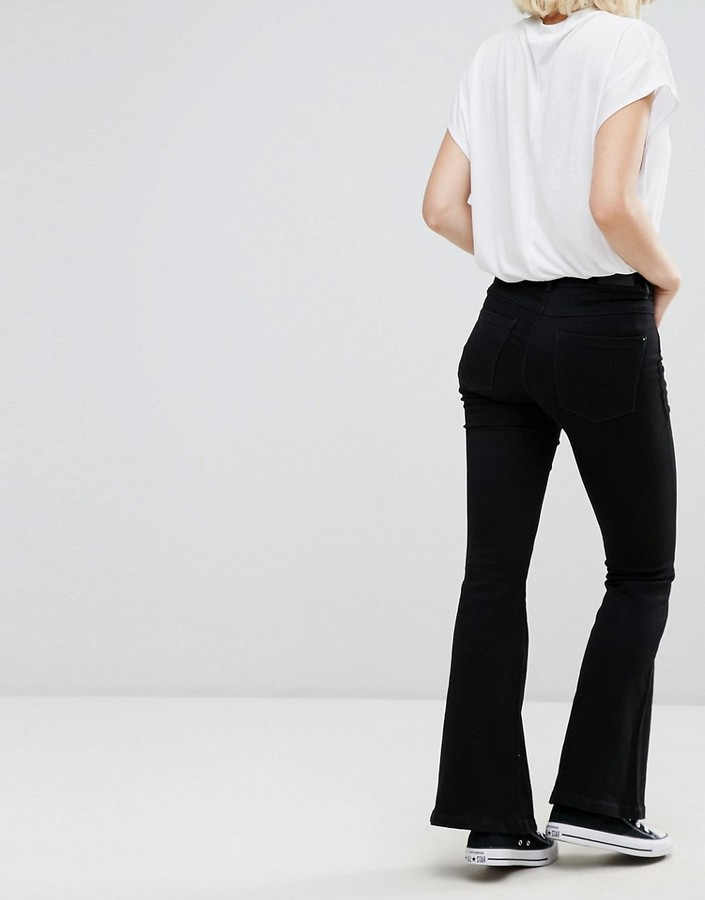 Only Royal Retro Flared Jeans