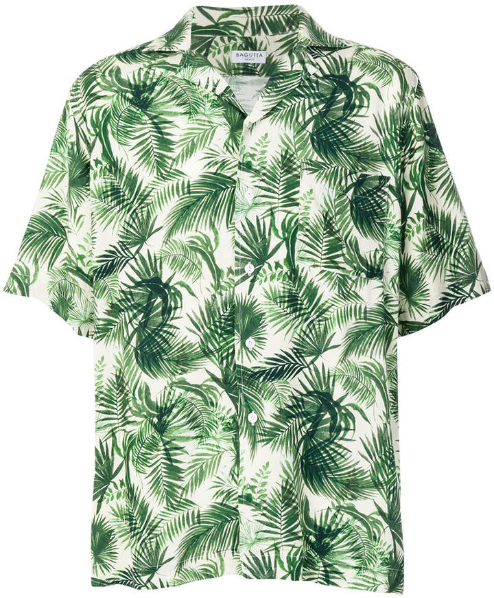 Bagutta Maui shirt